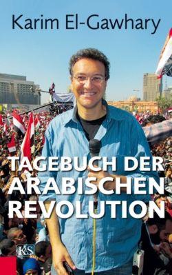tagebuch der arabischen revolution cover
