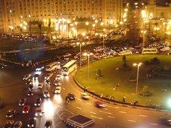 tahrir nacht