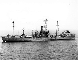 uss liberty damaged