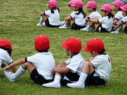 japanese children sports