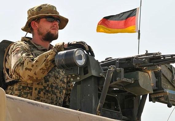 bundeswehrsoldat afghanistan