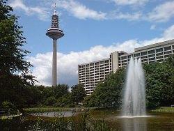 deutsche bundesbank gartenseite