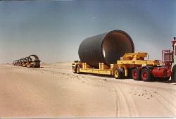 libyen rohre wasserversorgung