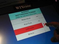 e-voting demo