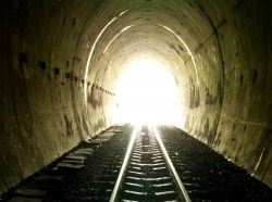 tunnel light