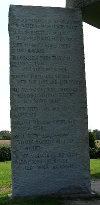 georgia guidestones english