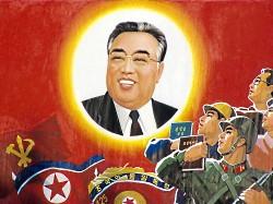 nordkorea_propagandaplakat