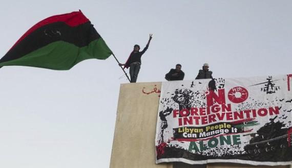 libya_no_foreign_intervention