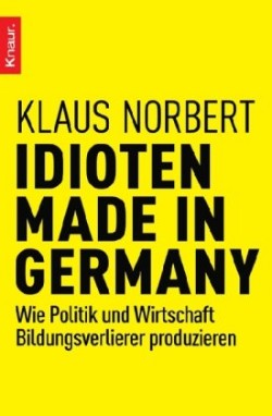 idioten_made_in_germany_cover