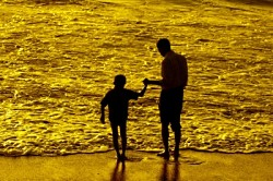 father_son_beach