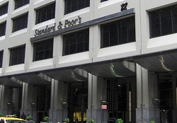 standard poors headquater