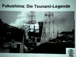 fukushima tsunami legende