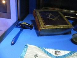 freimaurer utensilien museum