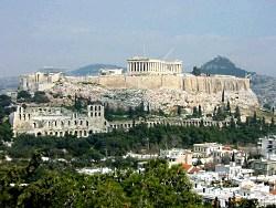 athen akropolis 250