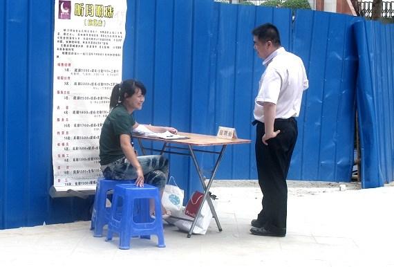 china arbeitsvermittlung