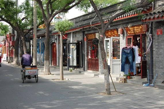 china beijing altstadt