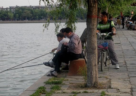 china fischen