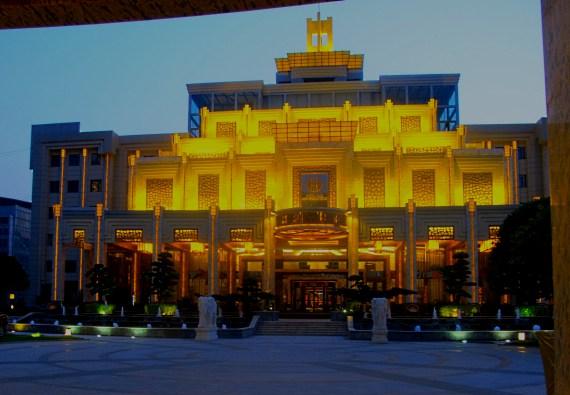 china hotel heyuan
