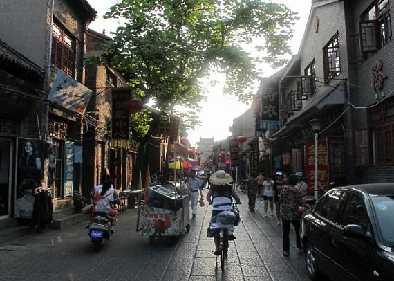 china luoyang altstadt
