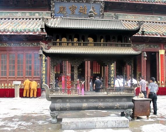 china rauch tempel