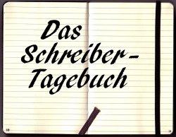 schreiber tagebuch