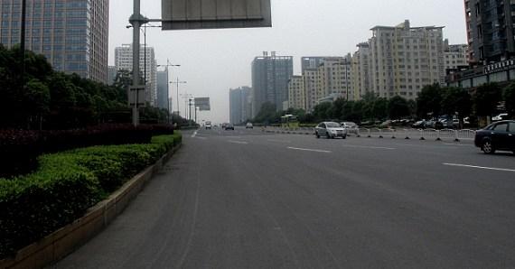 china changsa street