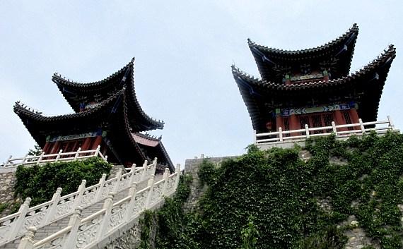 china dao tempel