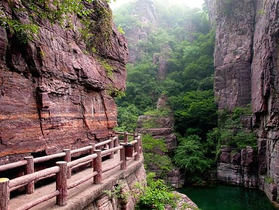 china felsweg