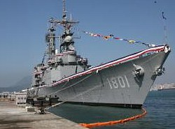 chinesisches kriegsschiff
