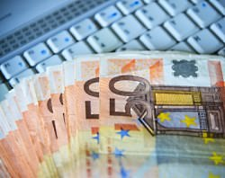 euros keyboard