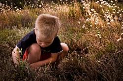 child nature