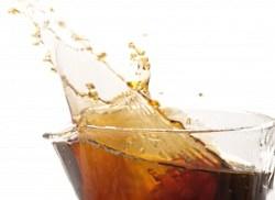 splash coke