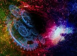 quantum mechanics space