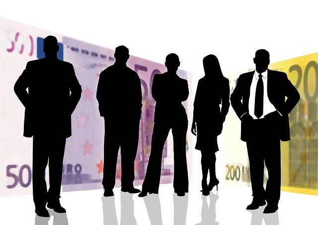 Geldverteilung der Bevölkerung